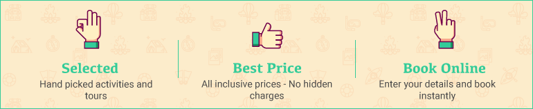 Trodly Activities - Currated, Best Price, Book Easy